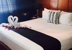 チェスターフィールド ホテル & スイーツ - マイアミ・ビーチ - 寝室