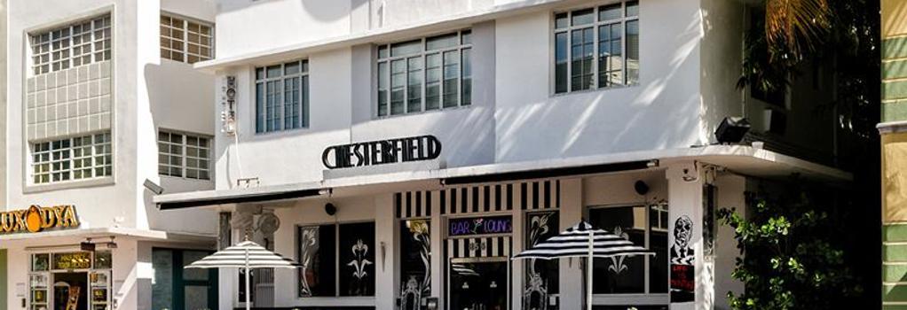 チェスターフィールド ホテル & スイーツ - マイアミ・ビーチ - 建物