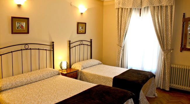 オスタル アルカンタラ - アビラ - 寝室