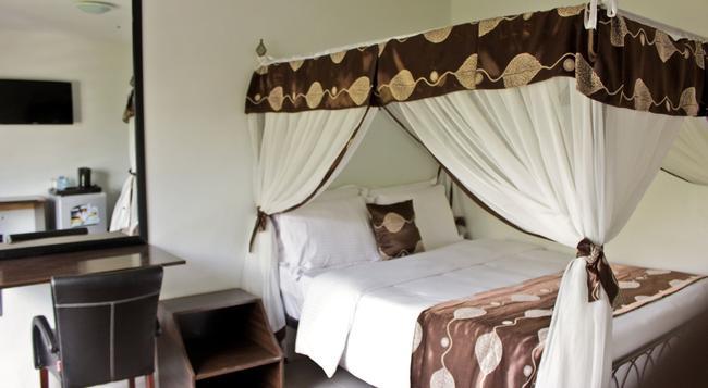 Hadassah Hotel - ナイロビ - 寝室