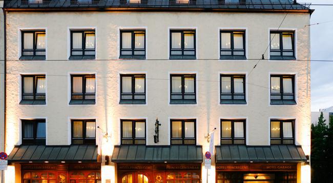 Hotel Prinzregent am Friedensengel - ミュンヘン - 建物