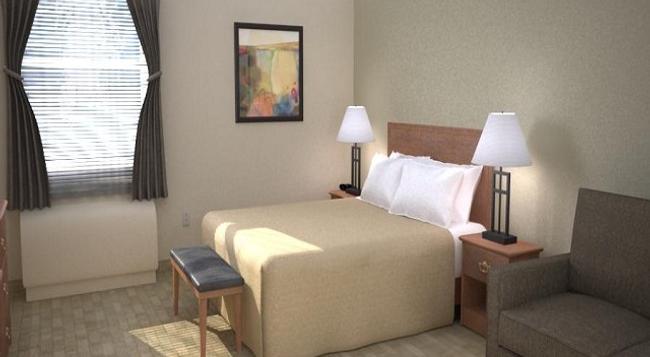 Aspen Extended Stay Suites Kenai - Kenai - 寝室