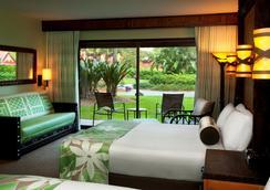 Disney's Polynesian Resort - レイク・ブエナ・ビスタ - 寝室