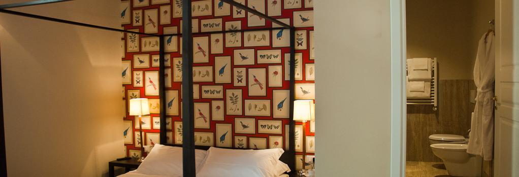 ブラック 5 フィレンツェ - フィレンツェ - 寝室