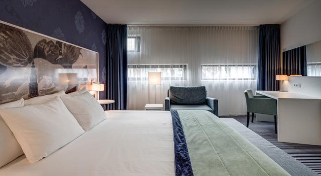 ハンプシャー ホテル シティ フローニンゲン - フローニンゲン - 寝室