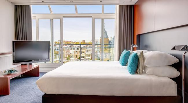 ハンプシャー ホテル 108 メールデルフォールト - デン・ハーグ - 建物