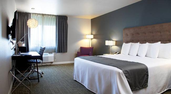 リダック ゲートウェイ ホテル トーランス - トーランス - 寝室