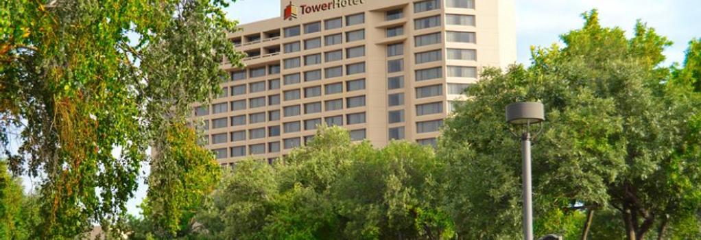 Tower Hotel Oklahoma City - オクラホマシティ - 建物