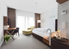 ホテル 47° - コンスタンツ - 寝室