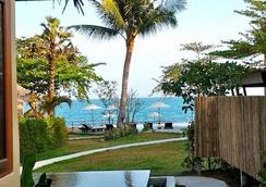 シー ダンス リゾート - サムイ島 - 屋外の景色