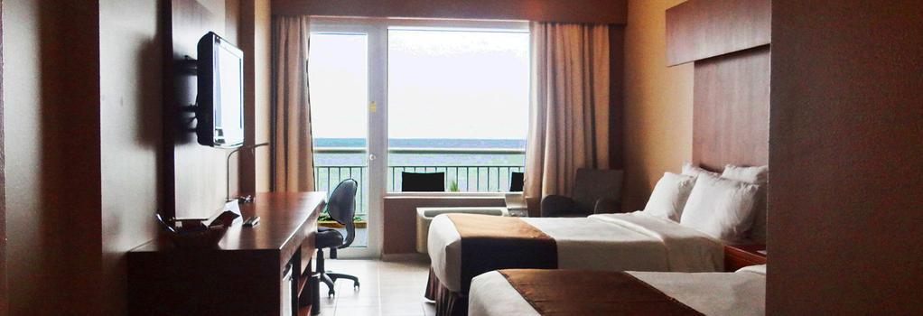 Mantahost Hotel - Manta - 寝室