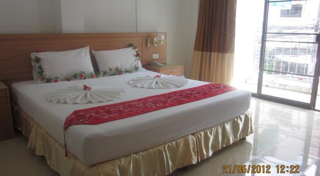ベラ トロピカーナ ホテル アンド ゲストハウス - パトン - 寝室