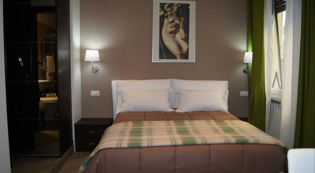 ミア スイーツ - ローマ - 寝室