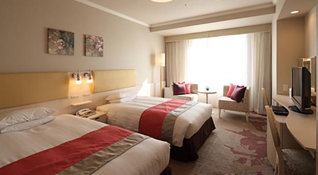 渋谷エクセルホテル東急 - 東京 - 寝室