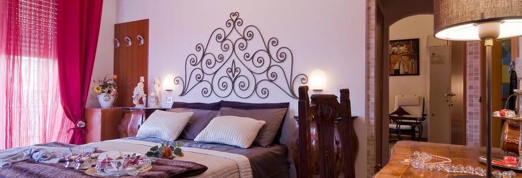 Hotel Estate - リミニ - 寝室