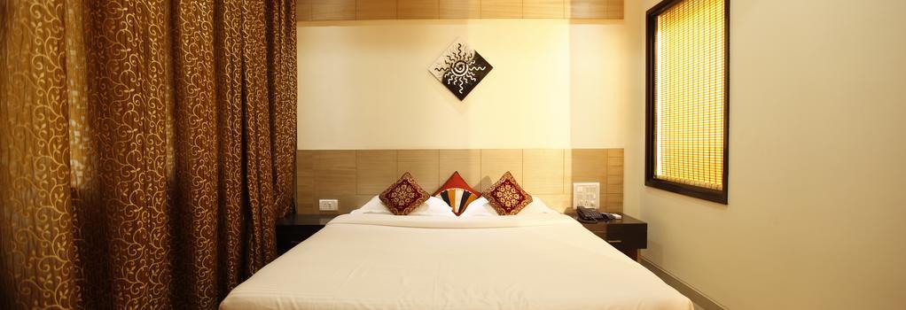 Fabhotel Arafa Inn Gandhinagar - バンガロール - 寝室