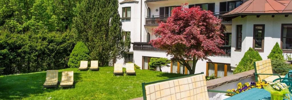 ヨハンネスバート ホテル ザンクト ゲオルク - Bad Hofgastein - 屋外の景色