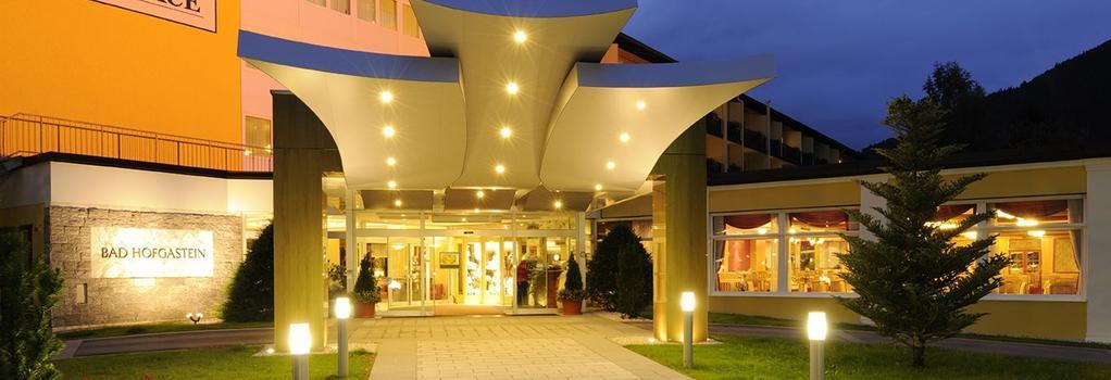 ヨハンネスバート ホテル パレス - Bad Hofgastein - 建物