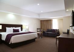 Hotel Ejecutivo Express - グアダラハラ - 寝室