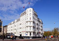 アポロ ミュージアムホテル アムステルダム シティ センター - アムステルダム - 屋外の景色