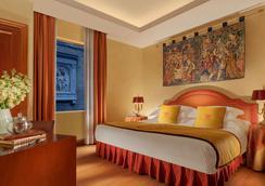 ホテル ラファエル ルレ & シャトー - ローマ - 寝室