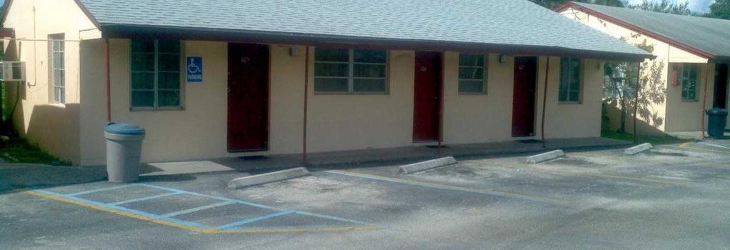 Palm City Motel - Fort Myers - 建物