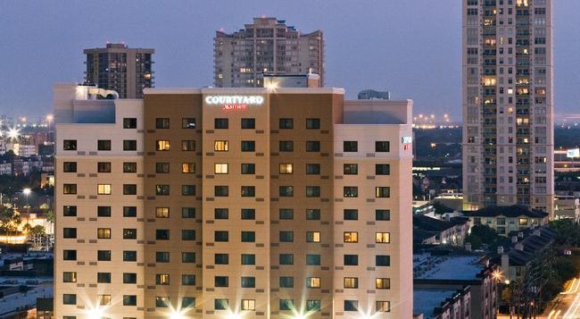 コートヤード バイ マリオット ヒューストン ガレリア - ヒューストン - 建物