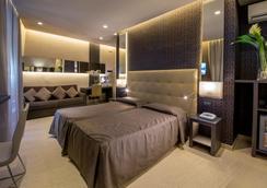 ホテル コンドッティ - ローマ - 浴室