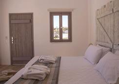 Madoupa Boutique Hotel - ミコノス島 - 寝室