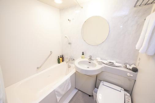 リッチモンドホテル 福岡天神 - 福岡市 - 浴室