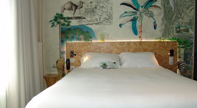 Ibis Styles Paris Boulogne Marcel Sembat - Boulogne-Billancourt - 寝室