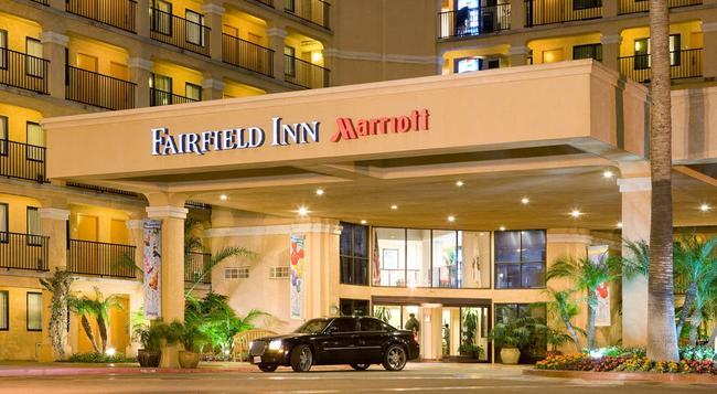 Fairfield Inn by Marriott Anaheim Resort - アナハイム - 建物