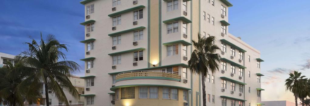デイズ イン アンド スイーツ マイアミ ビーチ - マイアミ・ビーチ - 建物