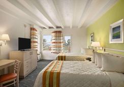 Broadmoor Miami Beach - マイアミ・ビーチ - 寝室