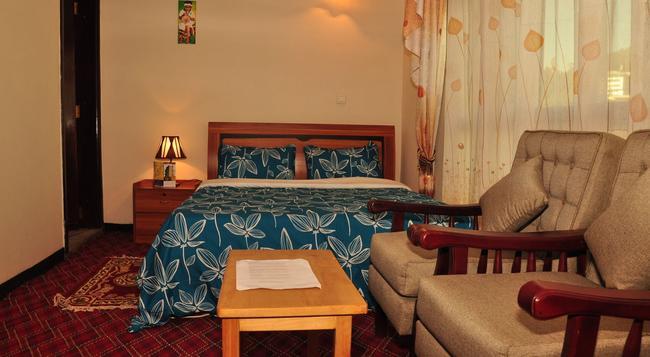 ケバ ゲストハウス - Addis Ababa - 寝室