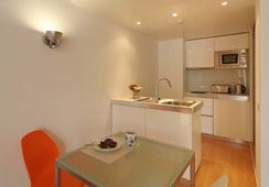 Touristic Apartments Marina Club II - ラゴス - キッチン