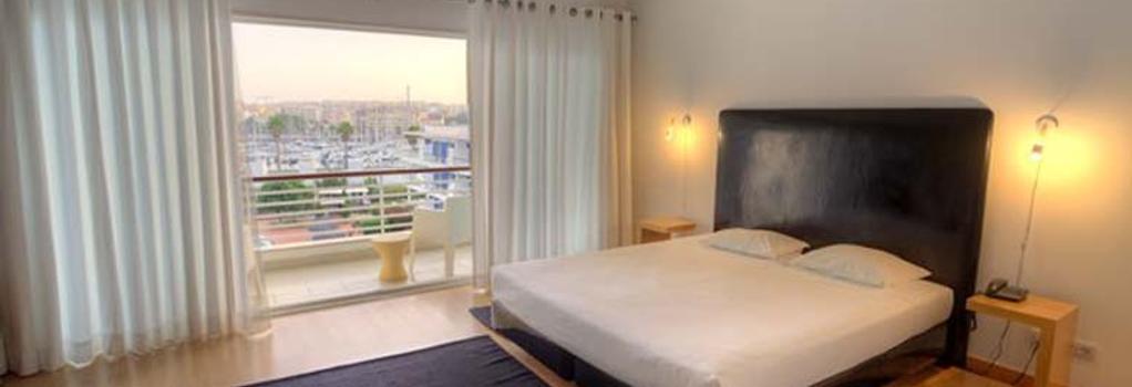 Touristic Apartments Marina Club II - ラゴス - 寝室