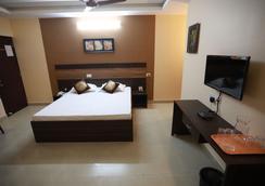 S4 Residency - チェンナイ - 寝室