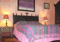 Posada Belen Museo Inn - グアテマラ - 寝室