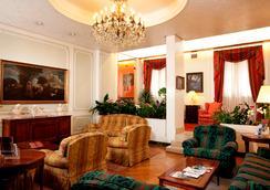 ホテル ビクトリア - ローマ - ロビー