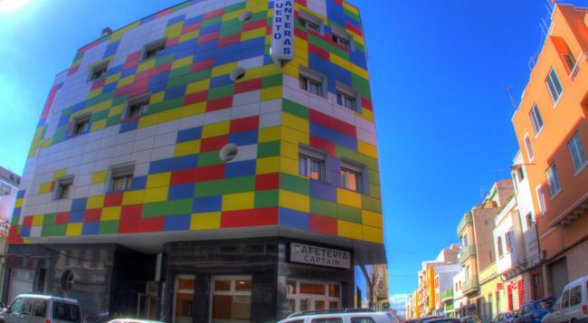 Hotel Puerto Canteras - ラスパルマス・デ・グランカナリア - 建物