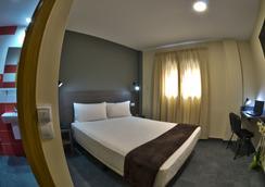 Hotel Puerto Canteras - ラスパルマス・デ・グランカナリア - 寝室