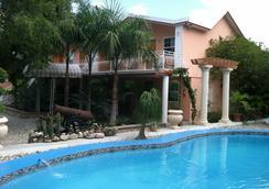Palm Inn hotel - Port Au Prince - プール