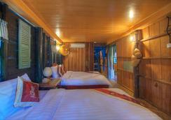 Old Khmer House 2 - シェムリアップ - 寝室