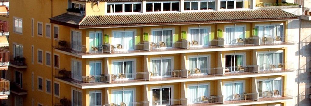ホテル サラトガ - パルマ・デ・マヨルカ - 建物