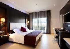 ホテル サラトガ - パルマ・デ・マヨルカ - 寝室