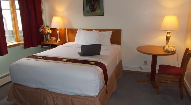 Tides Inn - Petersburg - 寝室