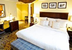 マンチェスター マリオット ビクトリア&アルバート ホテル - マンチェスター - 寝室