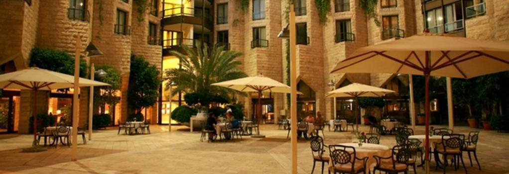 インバル シオン ホテル - エルサレム - 建物
