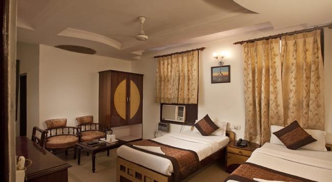 Hotel Paras International - ニューデリー - 寝室